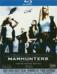 Manhunters Blu-ray Movie