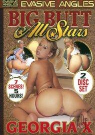Big Butt All Stars: Georgia X Porn Movie