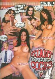 Giant She-Male Cocks 4 Porn Movie