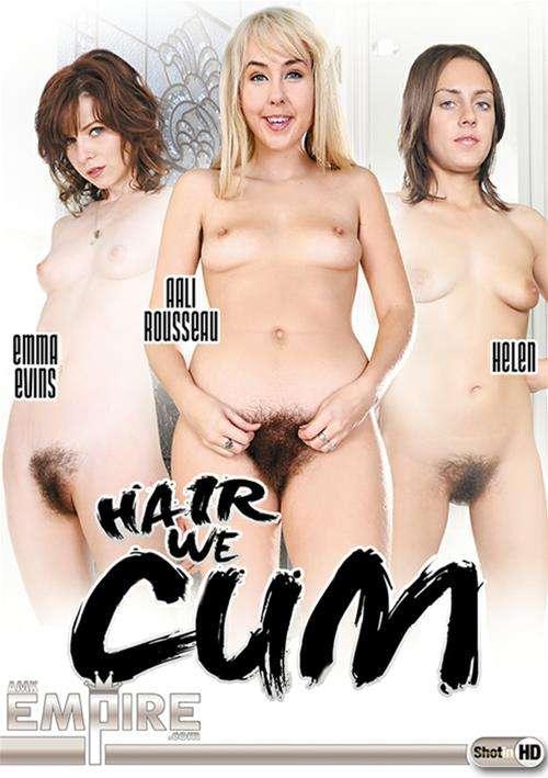 Hair We Cum