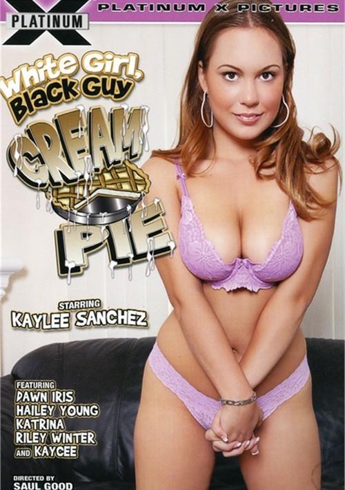 White Girl, Black Guy Cream Pie