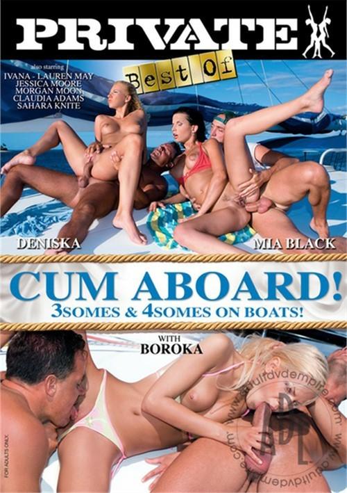 Best Of Cum Aboard!