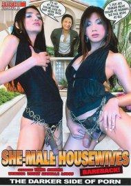 She-Male Housewives Bareback! Porn Movie