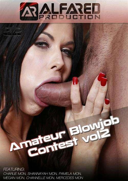 Blowjob contest video