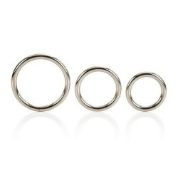 Ringmaster: Steel Rings Enhancer Set Sex Toy