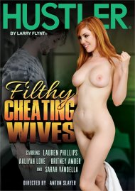 Filthy Cheating Wives porn video from Hustler.