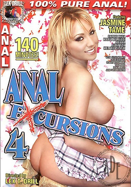 Double anal excursions dvd