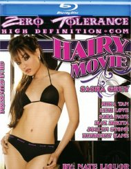 Hairy Movie Blu-ray porn movie from Zero Tolerance Ent.