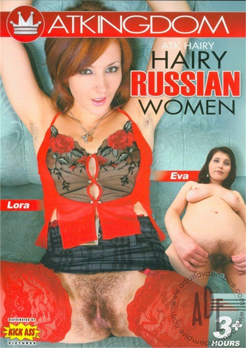 Hairy russian women