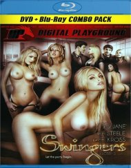 Swingers (DVD+ Blu-Ray Combo) Blu-ray Porn Movie