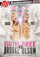 Ashlynn Brooke VS. Bree Olson Porn Video