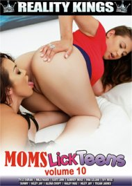 Moms Lick Teens Vol. 10 Porn Video