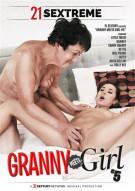 Granny Meets Girl #5 Porn Movie