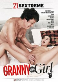 Granny Meets Girl #5 HD porn video from 21 Sextury Video.
