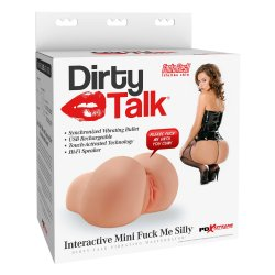 Pipedream Extreme Toyz Dirty Talk Interactive Mini Fuck Me Silly Sex Toy