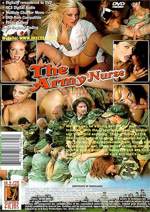 The Army Nurse Porn