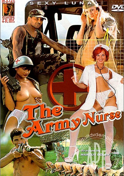 Army Nurse, The 2001  Adult Dvd Empire-1981