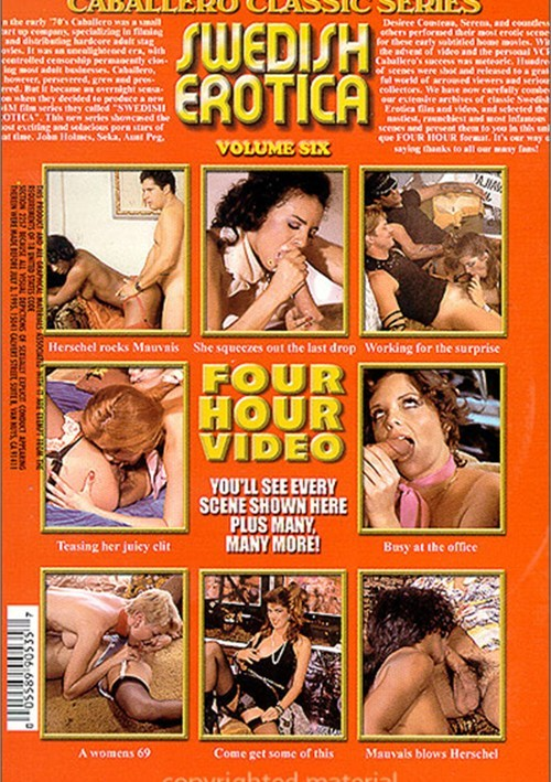 Swedish erotica video review agree, the
