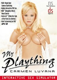 My Plaything: Carmen Luvana Porn Movie