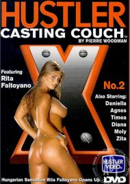 Hustler Casting Couch X 2 Porn Movie