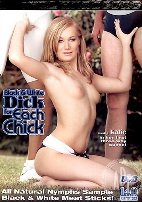 Black white dick for each chick
