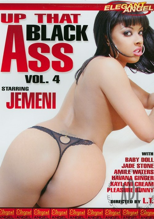 Up that black ass dvd