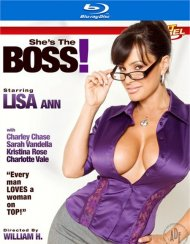 Shes the Boss! Blu-ray Porn Movie