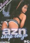 Azn Strip Teaze Boxcover
