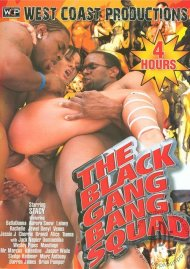 Black Gang Bang Squad, The Porn Video