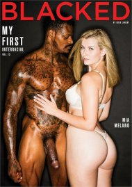 My First Interracial Vol. 13 porn DVD from Blacked.