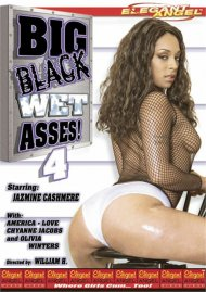 Big Black Wet Asses! 4 Porn Video