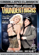 Jane Bond Meets ThunderThighs Porn Movie
