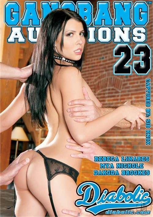 Gangbang Auditions #23