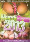 Dream Girls: Mardi Gras 2013 Boxcover