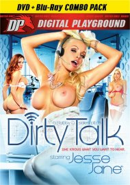 Dirty Talk (DVD + Blu-ray Combo) Porn Movie