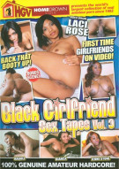 Black Girlfriend Sex Tapes Vol. 3 Porn Movie