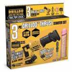 Drilldo Thrust 3 Piece Set Sex Toy