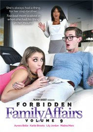 Forbidden Family Affairs Vol. 9 Porn Movie