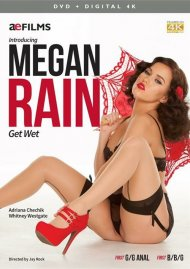 Megan Rain: Get Wet (DVD + Digital 4K) Movie
