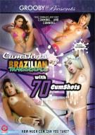 Cumshots #4: Brazilian Transsexuals Porn Movie