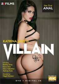 Villain (DVD + Digital 4K) DVD porn movie from AE Films.