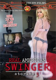 Real American Swinger Stories 3 DVD porn movie from Forbidden Fruits Films.