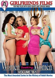 Women Seeking Women Vol. 161 porn DVD from Girlfriends Films.