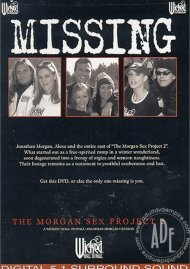 Morgan Sex Project 2, The Porn Movie