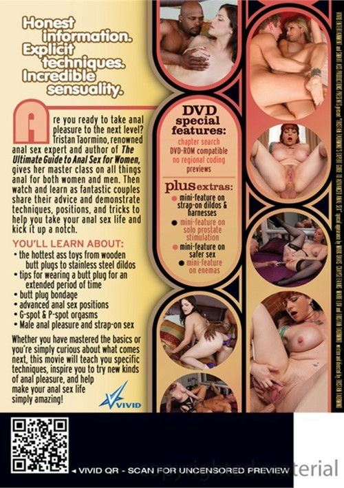 Tricks to anal sex
