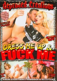Dress Me Up & Fuck Me Porn Movie