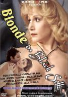 Blonde in Black Silk Porn Movie