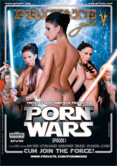 Porn Wars 1 Private Porn Parody Movie