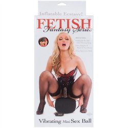 Fetish Fantasy Vibrating Mini Sex Ball Sex Toy
