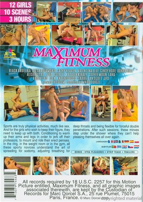 maximum fitness movie